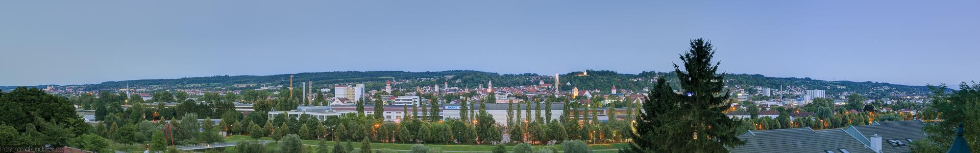 Blaue Stunde Ravensburg