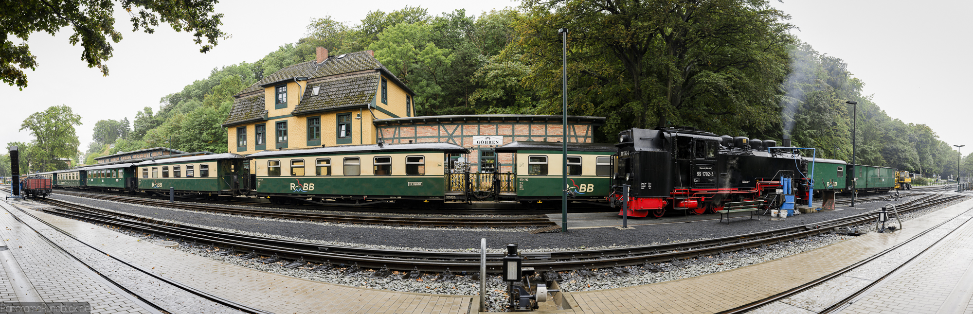 Rasender Roland | Baureihe 99 1782-4